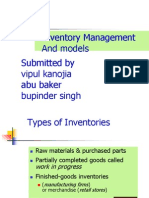 Inventory Management Vipul