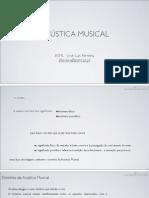 01 História da Acústica e da Acústica Musical (de Pitágoras a Fourier) keynote1