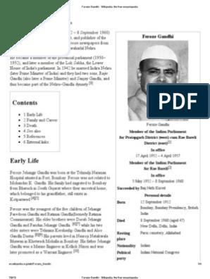 feroze the forgotten gandhi pdf free download
