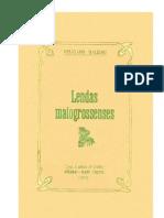 Feliciano Galdino - Lendas Mato-grossenses