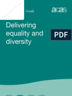 Delivering Equality and Diversity Accessible Version July 2011