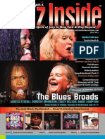 July 2013 issue of Jazz Inside Magazine