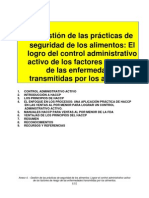 Introduccion Haccp FDA