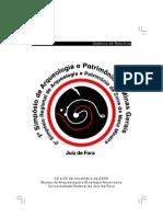 1º_Simpósio_de_Arqueologia_e_Patrimônio_de_Minas_Gerais_2006