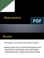 obat anestesi