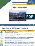 RETScreen Introduction
