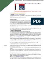 Changement Forme Juridique, Modification Statuts