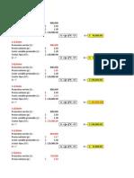 Ejercicios de Costo Volumen Utilidad.xlsx