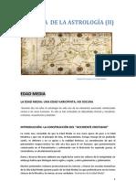 HISTORIA  DE LA ASTROLOGÍA II