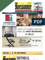 Horizonte Cooperativo - Edición julio 2013
