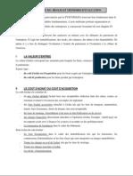 Chap 27 Les méthodes d'évaluation