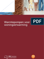 Brochure Warmtepomp