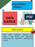 Nota Kata Ganda