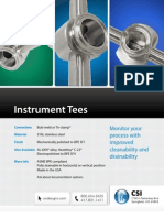 Instrument Tees