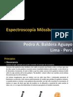 Espectroscopía Mössbauer