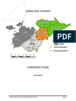 Homabay County Draft Strategic Plan
