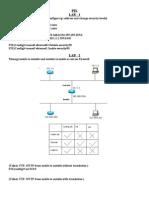 PIX Firewall Lab Manual