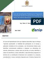 (1) Primera Sesión Introducción General al SNIP (abr 2010)