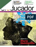 Las Multiles Inteligencias Matematicas