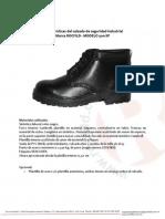 Calzado de Seguridad ROCFILD