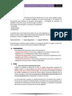 Tema 32 Hemostasia de La Coagulacion. Funcion de Las Plaquetas. Fibrinolisis