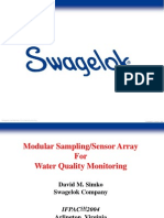 Dave Simko Swagelok ACI IFPAC04.Presentation.waterquality
