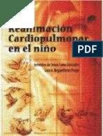 Reanimacion cardiopulmonar en el niño