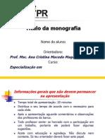 MODELO APRESENTACAO MONOGRAFIA.ppt