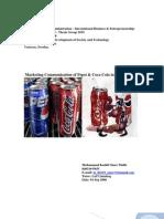 Coke Thesis