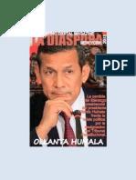 La Crisis Politica en El Peru y La Falta de Liderazgo Presidencial de Ollanta Humala