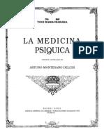 Medicina Psiquica Yogui Ramacharaka