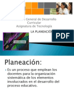 Plane Ac i on Didactic A