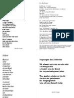 Erich Fried_Gedichte über Krieg