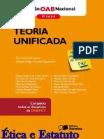 10- ÉTICA E ESTATUTO - OAB NACIONAL