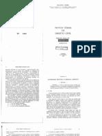 Orlando Gomes - Autonomia Privada e Negócio Jurídico