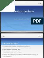 Postesructuralismo