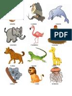 ABC-imagenes de Animales