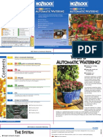 Watering System Guide