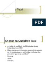 Qualidade Total Ppt