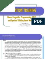 Proposal Training
