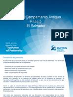 Precorte CA F5 El Salvador 08-2011