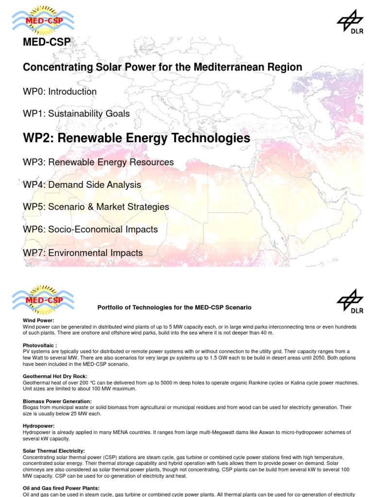 Wp2 Technologies Final Solar Energy Wind Power Combined Cycle Plant Ts Diagram