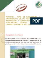 Exposicion Final Gestion Tic Planear y Organizar(Cobit 4.1)