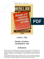 Amate a Ti Mismo Manual-louise l Hay