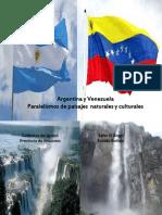 Argentina y Venezuela