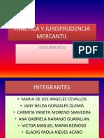 Practica y Jurisprudencia Mercantil