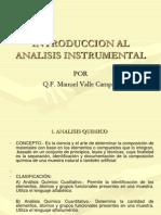 Introduccion Al Analsis Instrumental