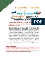 Cartilla Corporaciones, Salud, Militar, Aviacion