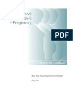 2013 Hdp Guideline Summary