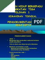 Pendokumentasian Reka Cipta 2004